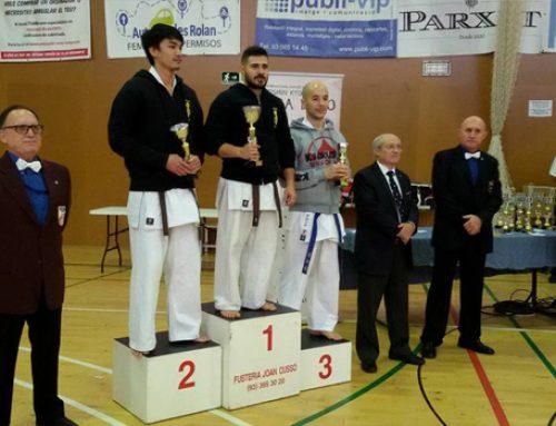 4ª Edición de la Copa Seishin de Karate Kyokushin 2016