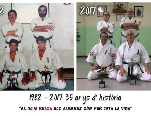1982-2017: 35 anys d' història
